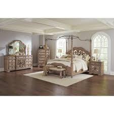 George Canopy Configurable Bedroom Set