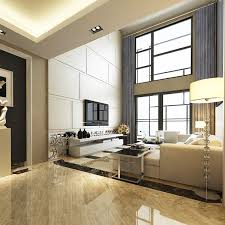 Luxurious High Ceiling House Interior Photoreal D Model MAX - 3d house interior