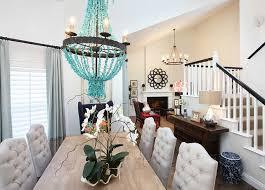 Room Chandelier Chandelier Regina Andrew Beaded Turquoise