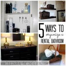rental apartment bathroom decorating ideas. Rental Apartment Ideas On Beauteous Decorating Bathroom B