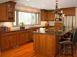 kitchen ideas wood cabinets. Classic Cherry Cabinets Kitchen Ideas Wood D