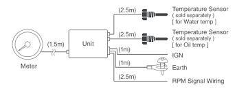 dual gauge dxb b dxt h dxb dxt dsb dst meter pivot basic wiring dst
