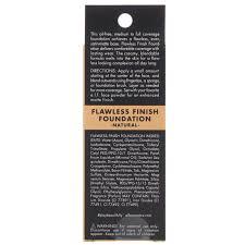 E L F Flawless Finish Foundation Oil Free Natural 0 68