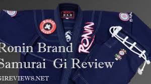 Ronin Gi Size Chart Ronin Brand Samurai Gi Review Brazilian Jiu Jitsu Gi Reviews