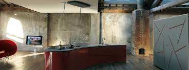 Small Picture Modern Rustic Kitchen by Alessi DigsDigs