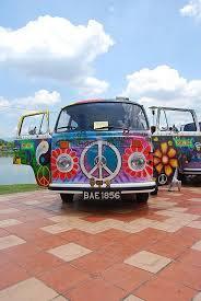 Hippie Buses 152 Best T2bus Images On Pinterest Vw Vans Volkswagen Bus