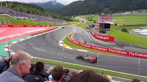 austria view red bull. F1 Austrian Grand Prix 2015 Qualifying - View From The Stands [HD 1080p] YouTube Austria Red Bull A