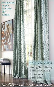 custom size curtains shop curtains and drapes by size bestwindowtreatments com