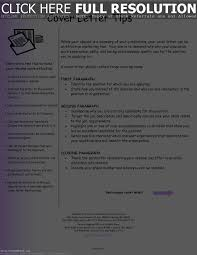 Sample Of Resume Cover Letter Templates How To Write A For Via