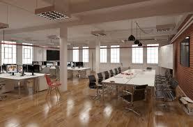 loft office. 3d Model Generic Loft Office