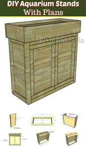 diy aquarium stands with plans diy fish tank stands plans for free