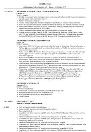 Air Traffic Controller Resume Sample Air Traffic Controller Resume Samples Velvet Jobs 2
