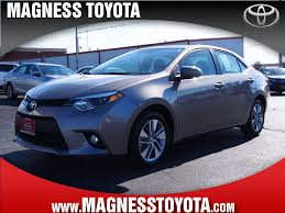 Used 2014 Toyota Corolla For Sale | Harrison AR | 5YFBPRHE2EP081265