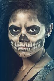 sugar skull makeup ideas and tutorials