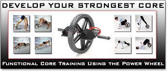 Strong Core Power Wheel