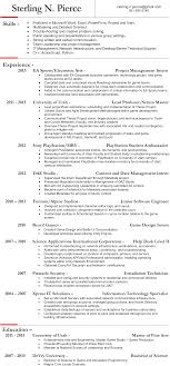 Game Warden Resume Examples Resume Game Resume CV Cover Letter 29