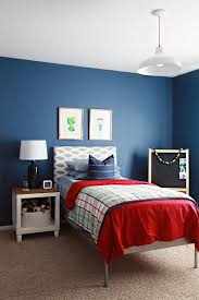 ... (and These Are Just Progress Photos), But I Wanted To Share The New Wall  Color Which Is An Amazingly Vibrant And Brilliant Blue; Behru0027s Infinite Deep  ...