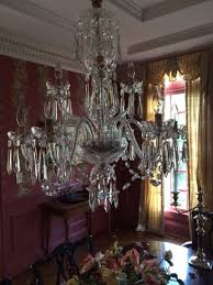 decorative waterford crystal chandelier