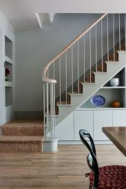 Small Picture Under Stairs Storage Unit Small Spaces Ideas houseandgardencouk