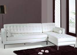 White Couch Living Room White Sectional Sofa Home Furniture Ideas