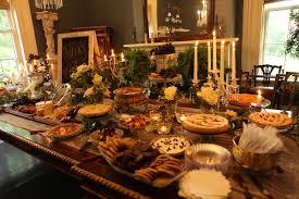 Wedding Food Tables Reception Remnant Fellowship Weddings
