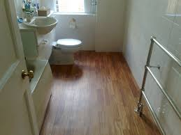 Laminate Flooring For Kitchen And Bathroom Wood Flooring For Kitchens And Bathrooms Droptom