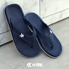 Kito Walk รองเท้าแตะ รองเท้าผู้หญิง รองเท้าผู้ชาย รองเท้าแตะหนีบ AA64 - Kito