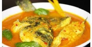 Setelah ikan matang, tambahkan santan kental. Resep Gulai Ikan Kental Menu Gulai Ikan Kuning Khas Pariaman Sedap Sekarang Rm Nya Sudah Over Hand