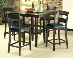 tall dining set counter height dining sets amazing tall room