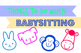 Things To Do With A Babysitter Things To Do When Babysitting Diy Projects For Kids Of All