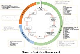 curriculum development iterative process for developing and implementing a curriculum
