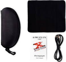 <b>Экшн камера-очки X-TRY</b> XTG 271 FHD CRISTAL купить в ...