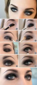 black smokey eye for green eyes tutorial no 21