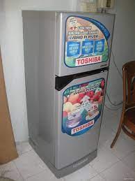 Cần bán tủ lạnh Toshiba Hybrid Plasma GR-A16VPD, giá 3,2tr