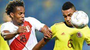 Colombia and Peru play for honour, 3rd ...
