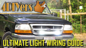 How Many Amps Do Led Light Bars Use How To Properly Wire An Led Light Bar The Ultimate Guide