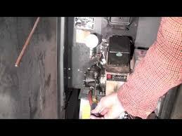 Oil Burner Pump Pressure Chart Oil Furnace Troubleshoot Part 7 Pump Pressure Test