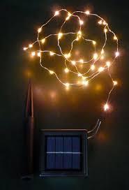 Solar Led Copper Wire Lights Solar Copper Wire Lights