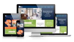 apartment website design. Website Design. See More It Live Apartment Design O