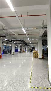 Warehouse Led Light Fixtures 1 5m 70w Wide 6000k Motion Sensor Warehouse Lighting