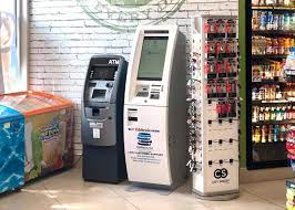 Some bitcoin atms also let you sell bitcoins, so you would send bitcoins to the machine and the bitcoin atms would spit out cash. Bitcoin Atm Provider Doubles Number Of Machines In 2 Month Span Using New Licensing Platform