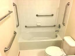 ada handicap grab bar height bathtub handicapped bars installation dc