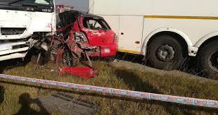 Four killed in horrific Grasmere car crash   eNCA