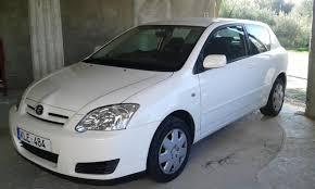 2005 Toyota Corolla 1.4L 5,500 EUR #Cyprus #Nicosia #CyprusCars ...