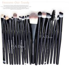 mickey avalon aliexpress 15 20 pcs makeup brushes brand high quality cosmetic brush professional beauty make up brushes