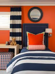Orange Color Bedroom Walls Unexpected Bedroom Paint Colors Worth The Design Risk Hgtvs