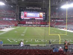 University Of Phoenix Stadium In Glendale Az Seating Chart University Phoenix Stadium Online Charts Collection