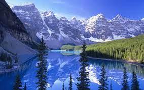 Alberta national parks ...