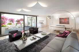 rug for living room ideas. modern living room organization and gray rug in contemporary design ideas with sectional for