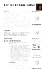 business operations specialist operations specialist resume samples visualcv shalomhouse us